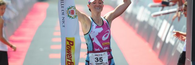 2-Time IRONMAN Champion to Race at Marin County Half Marathon!